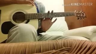 Unboxing Yamaha Acoustic Guitar F310 - Cover Intro Surat Cinta Untuk Starla