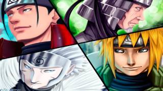 Naruto Shippuden OST - Departure for the front lines - song