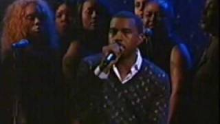 KANYE WEST - Jesus Walks (LIVE)