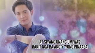 DI NA MABABAWI - ALDEN RICHARDS | HD Lyric Video