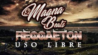 Pista de Reggaeton Romantico Uso Libre 2017