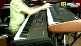 Korg Kronos VS Yamaha Montage Strings