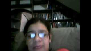Cantando Let it Go (Cover Frozen)