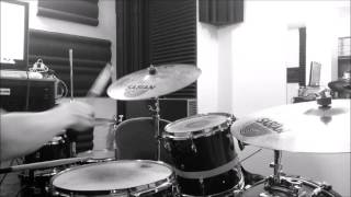 RDGLDGRN - I Love Lamp - Drum Cover