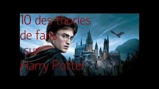 10 des théories de fans sur Harry Potter