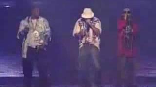 Wisin & Yandel ft. Don Omar - My Space (live)