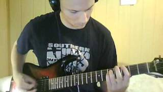 Ossian - Atveres (Cover Main Riff)