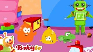 Pitch E Potch -  Brinquedos, BabyTV Brasil