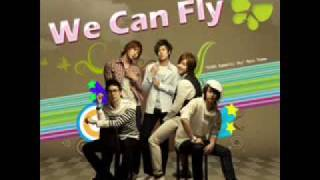 Mp3  SS501   We Can Fly