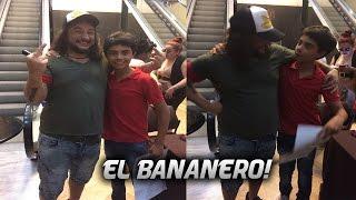 CONOCIENDO YOUTUBERS! Ft: El Bananero, La Divaza, MarcianoTech😱😲 YouTube Event Ecuador! 2017