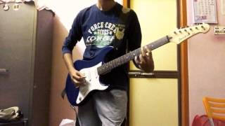Hallowed Be Thy Name Guitar Solo and Outro Cover