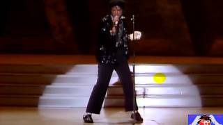 MICHAEL JACKSON FIRST MOONWALK
