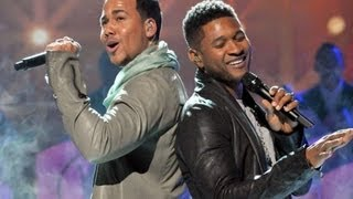"Sexy Bachata Dance Performance ""Promise"" by Romeo Santos ft Usher"