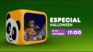 Canal Panda - Especial Halloween (31 outubro - a partir das 17h)