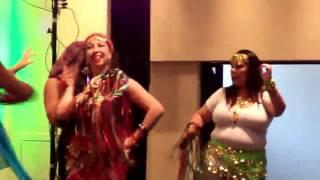Danças Ciganas - Pandeiro, Véu e Rumba
