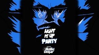 Major Lazer Ft.Nyla & Fuse ODG Vs DJ KUBA & NEITAN - Light It Up Party (BuBu Deejay Mashup)