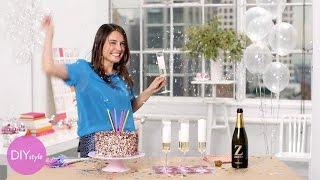 3 Ways to Celebrate with Confetti - DIY Style - Martha Stewart