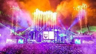 Tomorrowland Brasil 2015 - David Guetta - Titanium
