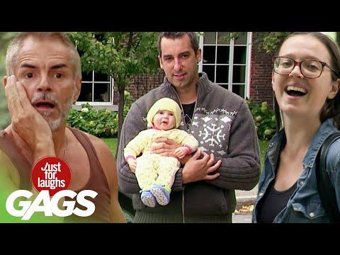Best of Dad Pranks | Just For Laughs Compilation