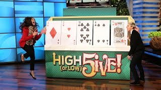 High or Low Five for 12 Days!