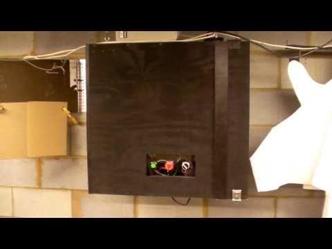 DIY Homemade Shop Air Filter - WidgetWerks.Com