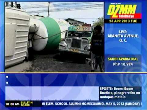 1 dead, 7 hurt in QC cement mixer accident