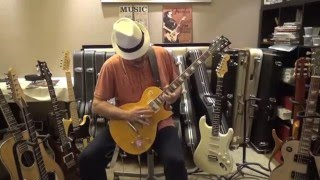 Santana Europa Cover Gibson Les Paul Standard 2015 SR Review Part Three