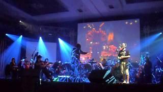 Video Games Live 2011 Brasil - Ensaio