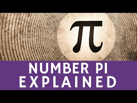 Number Pi explained: scientific facts about the MATHEMATICAL constant - YouTube