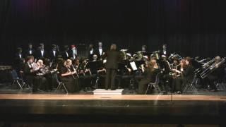 2009-12-03 - RHS Wind Ensemble - Sleigh Ride