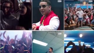 Daddy Yankee - Rompe (  DJ Wakomix Bachata 2007 )