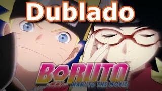 Boruto: Naruto, o filme - Trailer 1 (Dublado) PT-BR