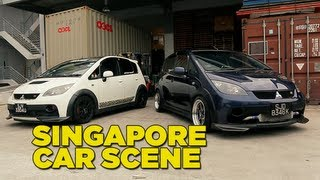Singapore Car Scene