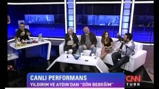Aynur Aydin Ft Çağrı Yıldırım Dön Bebeğim Canlı Performans (Burada Laf Çok)