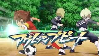 Inazuma Eleven GO Chrono Stone Aggresive Beat