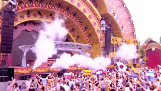 Dimitri Vegas & Like Mike - Stay A While (ROCKSTARZ vs BOOSTEDKIDS Remix) TML Aftermovie
