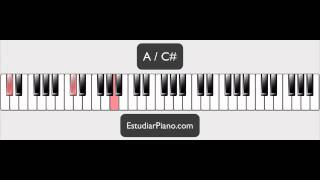 """Cómo tocar """"Angels"""" de Robbie Williams en el Piano"""
