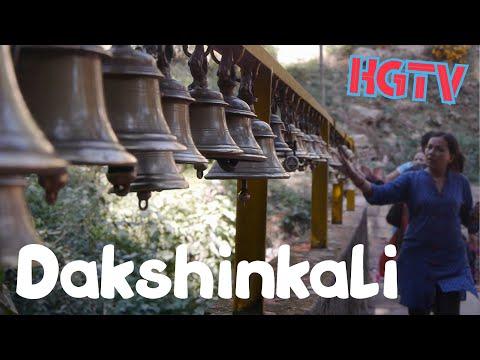 Kathmandu Valley : Pharping and Dakshinkali in a minute,Nepal
