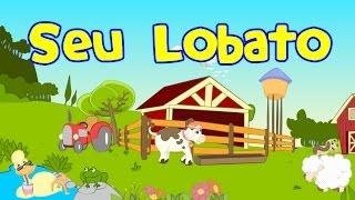 Vô Lobato - Elefantinho Bonitinho - Música para crianças