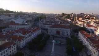 Lisboa Portugal - Drone Phantom 3 4k