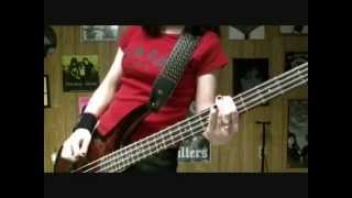 Real Wild Child (Wild One)- Bass Cover- Iggy Pop