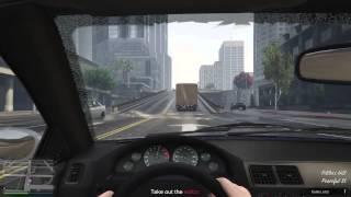 Grand Theft Auto V fluke of hazard