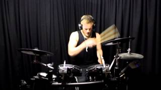 Joey Wojcik: The Script - If you could see me now DRUM COVER