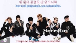 B.A.P - Voice Mail (음성메시지) [Hangul + Rom + Sub Español]
