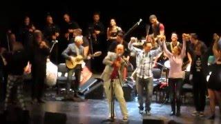 Carlos Núñez - An Dro (Final) - Teatro Salón Cervantes, Alcalá de Henares 27/12/2015 (2ª ocasión)