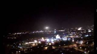 ORIGINAL FOURTH UFO VIDEO - JERUSALEM -Temple Mount