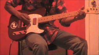 Yeah yeah yeahs Y control (electric guitar) cover.wmv