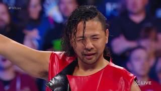 Shinsuke Nakamura - The Rising Sun (Oficial Video)