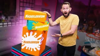 Buying & Trying Every Nickelodeon Mystery Box!