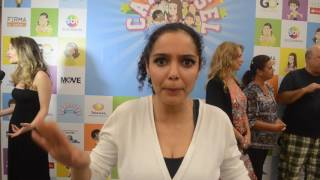 Carrossel o musical -  Convite da Marcia de Oliveira